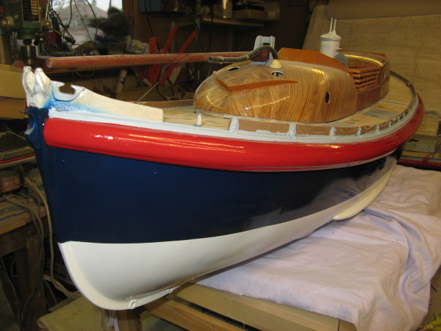 A lifeboat build blog...........How a kit is made! - Page 8 Lookin20
