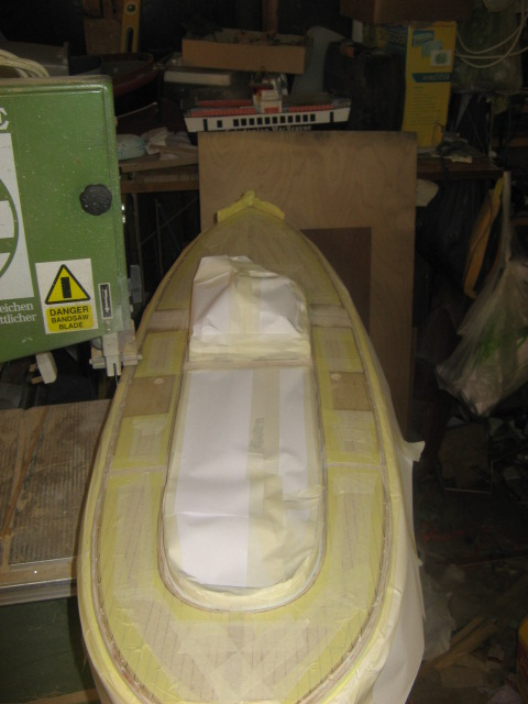 A lifeboat build blog...........How a kit is made! - Page 4 Maskin10