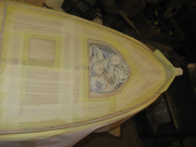 A lifeboat build blog...........How a kit is made! - Page 4 Maskin12