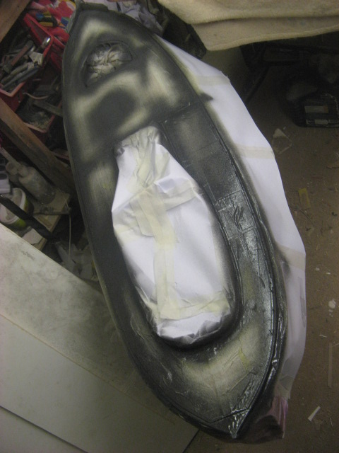 A lifeboat build blog...........How a kit is made! - Page 4 Maskin16