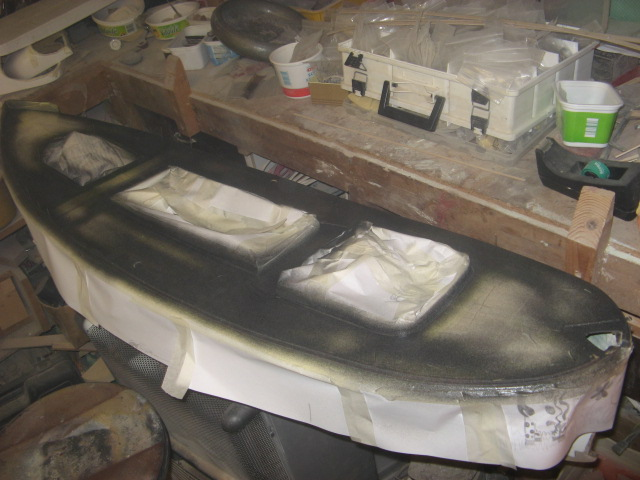 A lifeboat build blog...........How a kit is made! - Page 4 Maskin17