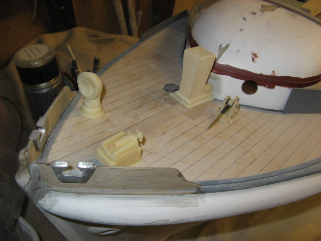 A lifeboat build blog...........How a kit is made! - Page 6 Masts_16
