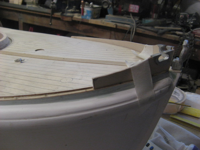 A lifeboat build blog...........How a kit is made! - Page 4 Mistak10