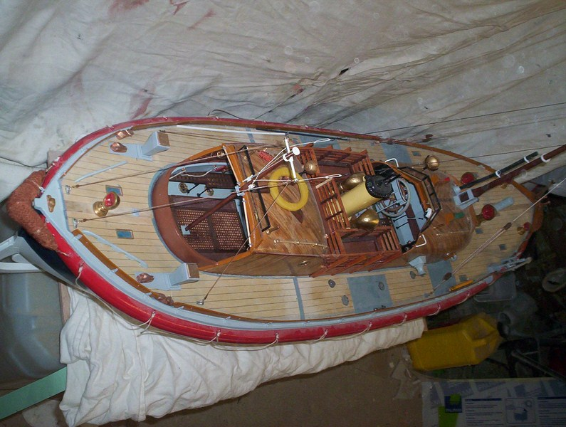 A lifeboat build blog...........How a kit is made! - Page 9 Nearly11