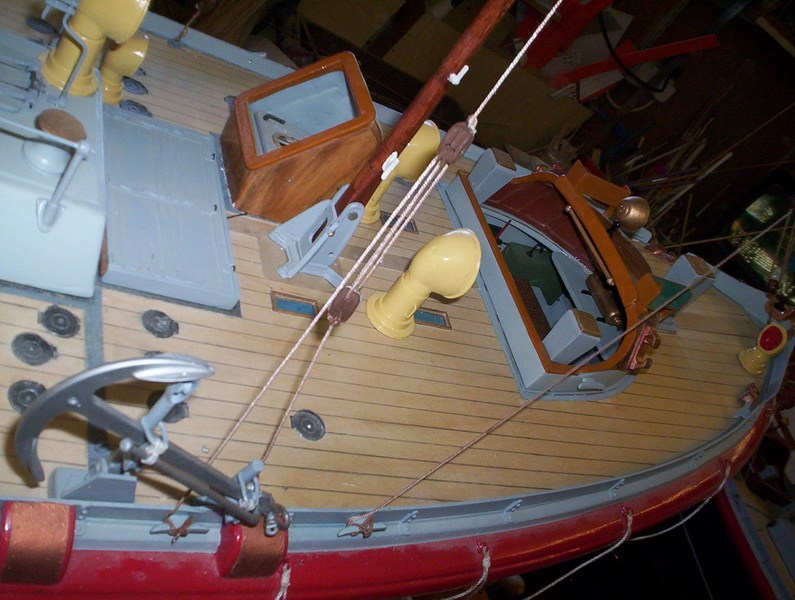 A lifeboat build blog...........How a kit is made! - Page 9 Nearly15