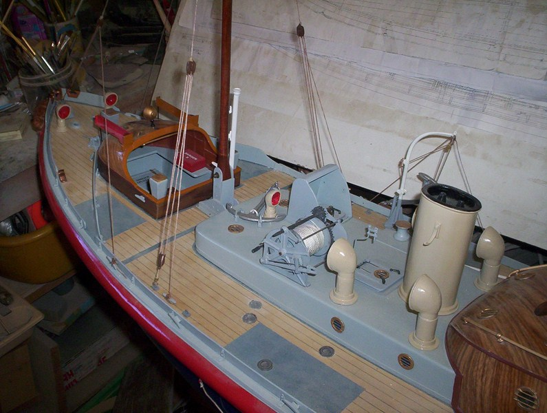 A lifeboat build blog...........How a kit is made! - Page 9 Nearly18