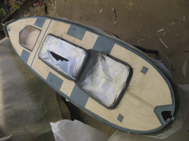 A lifeboat build blog...........How a kit is made! - Page 4 None_s10