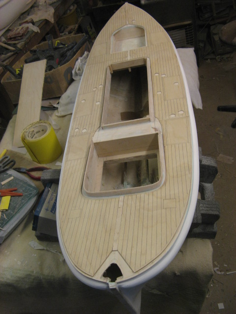 A lifeboat build blog...........How a kit is made! - Page 4 Overla12