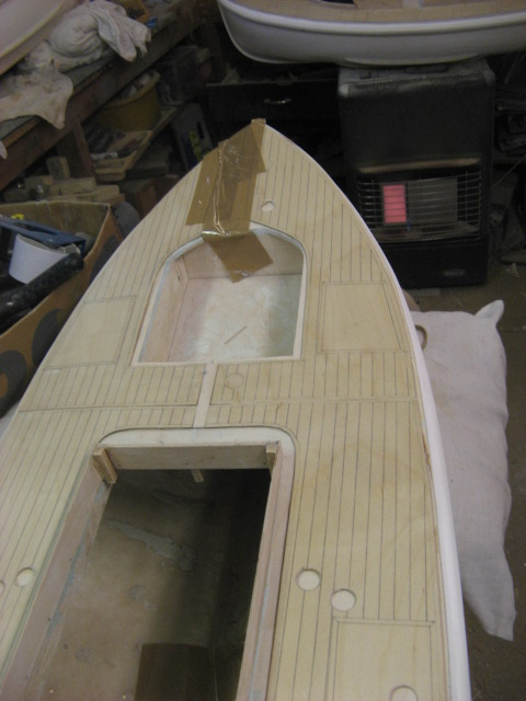 A lifeboat build blog...........How a kit is made! - Page 4 Overla13