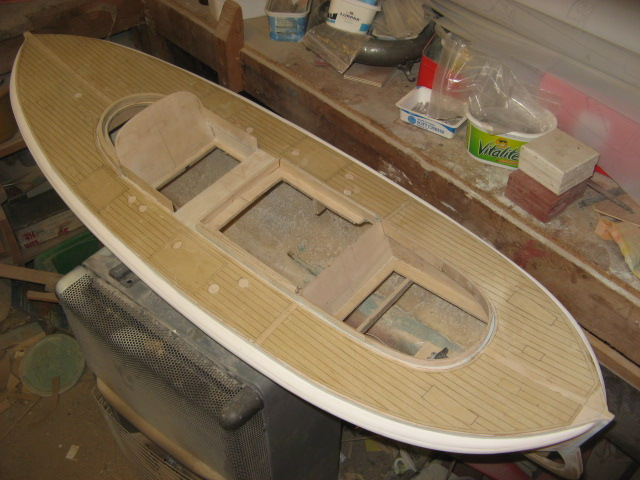 A lifeboat build blog...........How a kit is made! - Page 4 Overla14