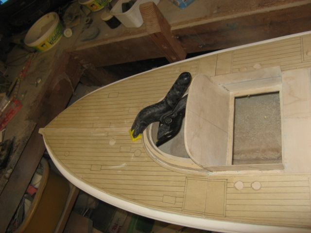 A lifeboat build blog...........How a kit is made! - Page 4 Overla15