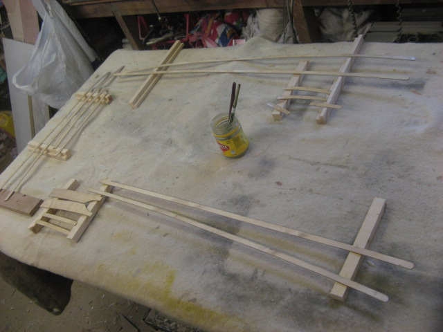 A lifeboat build blog...........How a kit is made! - Page 4 Painti11