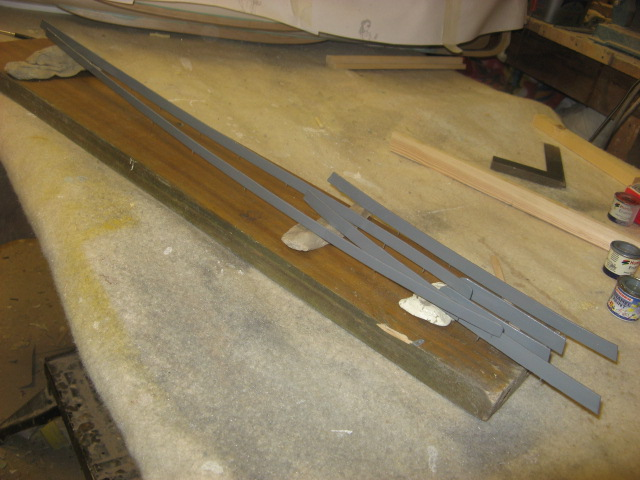 A lifeboat build blog...........How a kit is made! - Page 4 Painti13