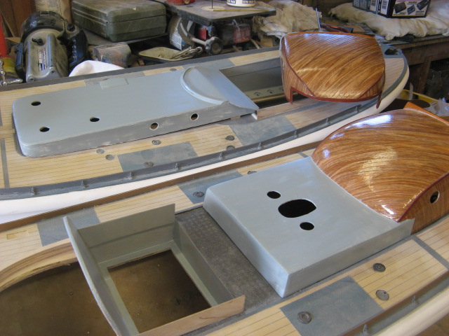 A lifeboat build blog...........How a kit is made! - Page 6 Painti20