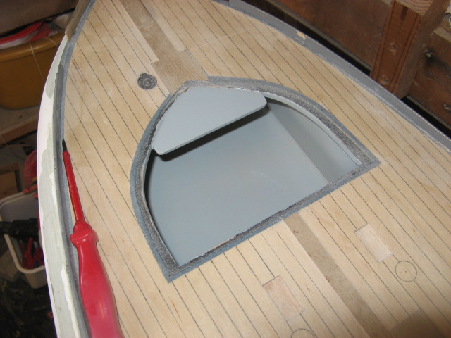 A lifeboat build blog...........How a kit is made! - Page 6 Painti24