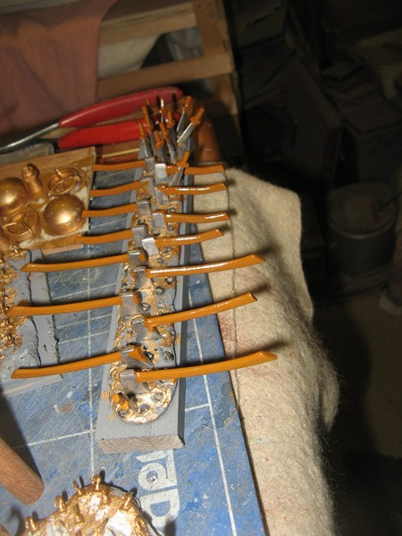 A lifeboat build blog...........How a kit is made! - Page 8 Painti38