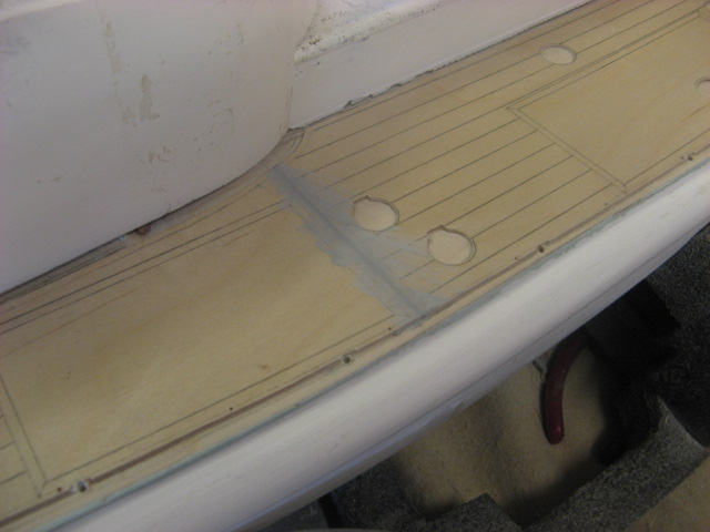 A lifeboat build blog...........How a kit is made! - Page 4 Prepar14