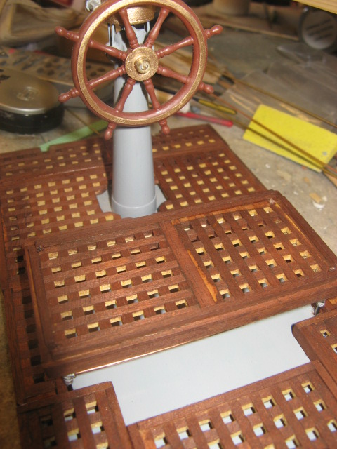 A lifeboat build blog...........How a kit is made! - Page 8 Raised11