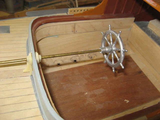 A lifeboat build blog...........How a kit is made! - Page 6 Steeri15