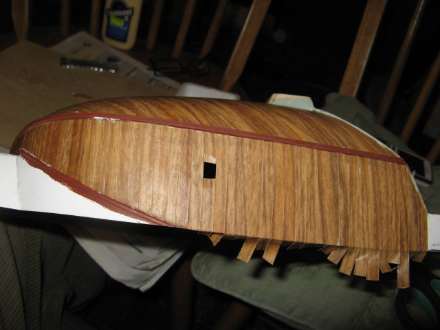 A lifeboat build blog...........How a kit is made! - Page 6 Timber14