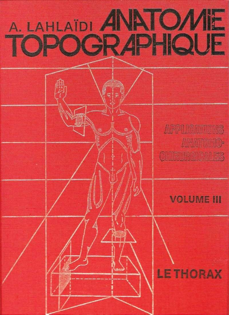 anatomie - Anatomie topographique : Applications anatomo-chirurgicales volume 3 ( Le thorax ) Anatom10