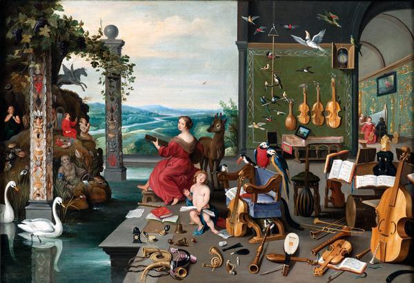 La musique dans la peinture - Page 5 04_bru10