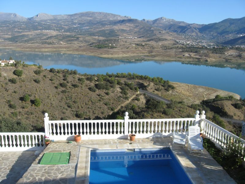 Spain/Andalucia/Lake Vinuela /Casa Ianda/Bed and Breakfast  I-107710