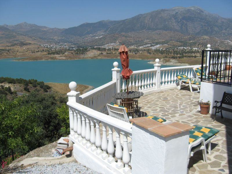 Spain/Andalucia/Lake Vinuela /Casa Ianda/Bed and Breakfast  I-920210