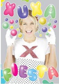Apareció la tapa del Xuxa Fiesta Xuxafi10