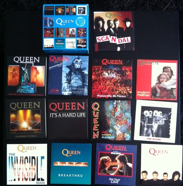 Ma collection QUEEN Queen_12