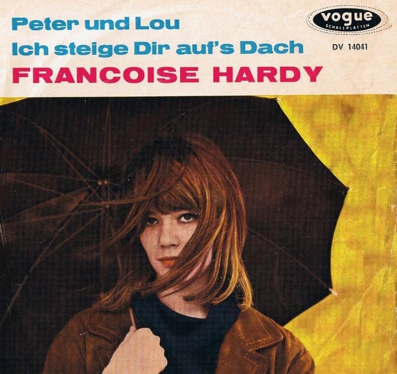La discographie des années 60 en 45 tours (année 1962) Franao10