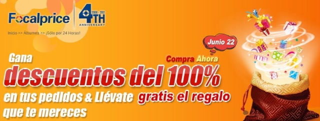 [4º Aniversario] 100% de descuento en tu compra (22 Junio) Asd11