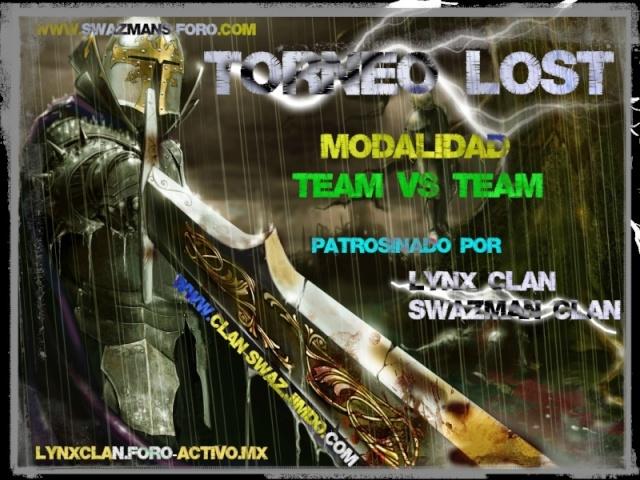 TORNEO  2012  MAPA  LOST  2x2  Torneo12