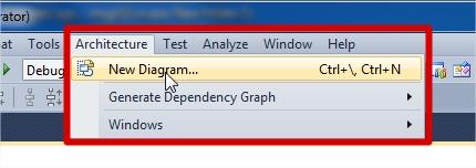 Tạo UML trên Visual Studio Prtscr15