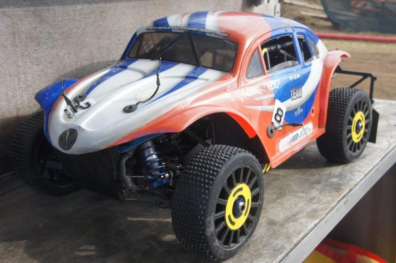 losi buggy 1/5 roll cage en test au marmouset  Dsc04218