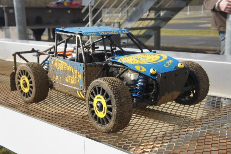 losi buggy 1/5 roll cage en test au marmouset  Dsc04219