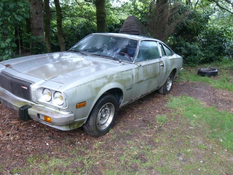 [MAZDA 121] Mazda 121 de 1977  (ex-Clem) - Page 13 P1040416