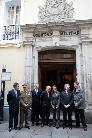 Gobierno Militar 2009-210