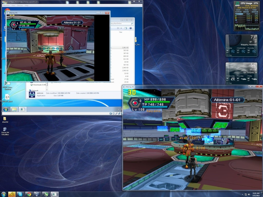 PSO PC/ V1&V2 Screenshot Gallery! - Page 25 Sucess11
