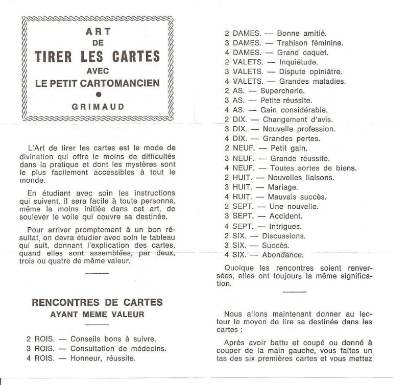 Le Petit Cartomancien (1890) - Page 2 Notice10