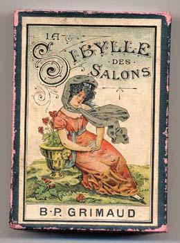 La Sibylle des salons (1827) ► Grandville (illustrations) - Page 4 Sibyll10