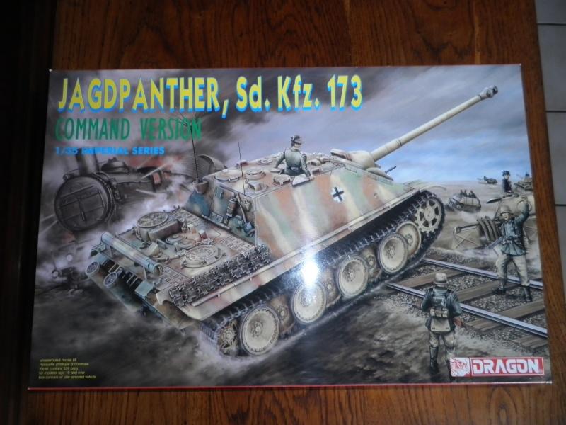 peinture - Jagdpanther, 1/35 Peinture 3 tons P5280010
