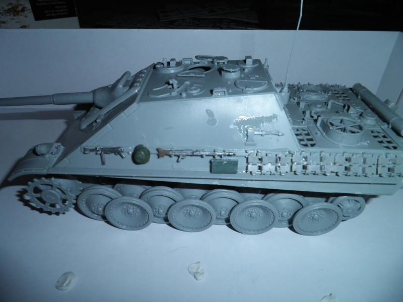 peinture - Jagdpanther, 1/35 Peinture 3 tons P5280011