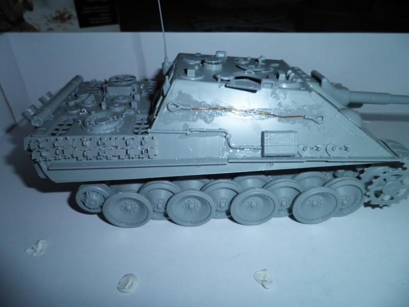 peinture - Jagdpanther, 1/35 Peinture 3 tons P5280012