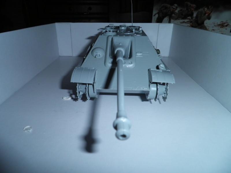 peinture - Jagdpanther, 1/35 Peinture 3 tons P5280013