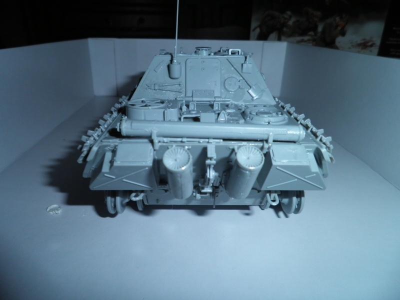 peinture - Jagdpanther, 1/35 Peinture 3 tons P5280014
