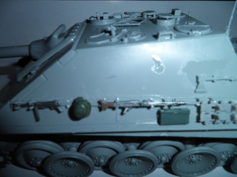 peinture - Jagdpanther, 1/35 Peinture 3 tons P5280015