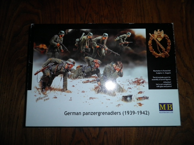 peinture - Jagdpanther, 1/35 Peinture 3 tons P5280016