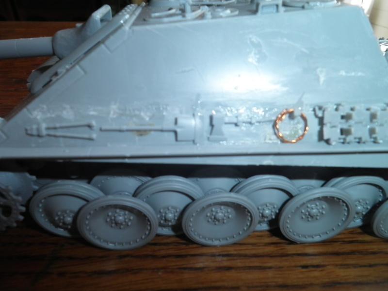 peinture - Jagdpanther, 1/35 Peinture 3 tons P5300011