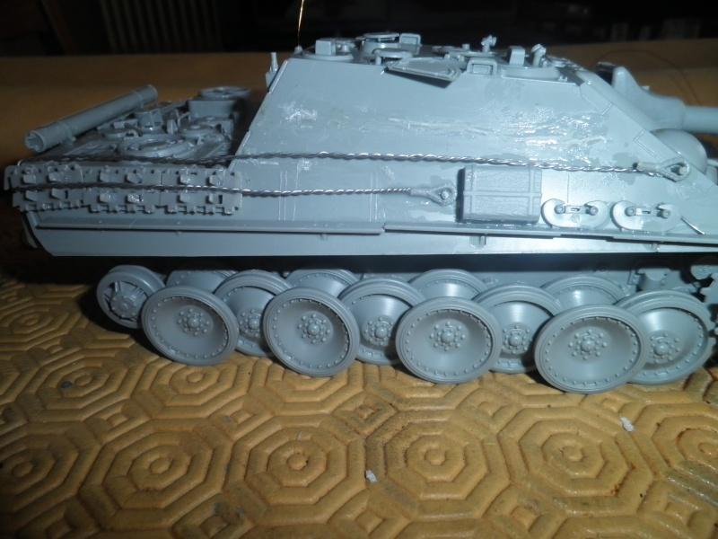 peinture - Jagdpanther, 1/35 Peinture 3 tons P5300012